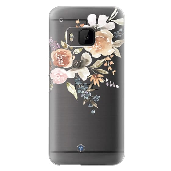 Htc One M9 Cases - Feeling Floral Case by Wonder Forest