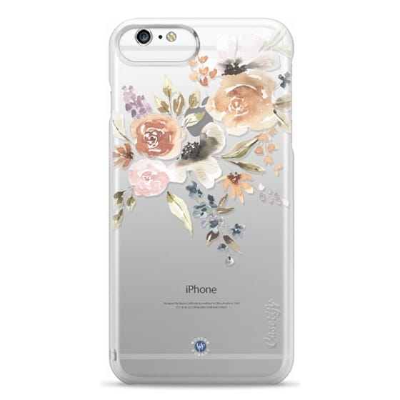 iPhone 6s Plus Cases - Feeling Floral Case by Wonder Forest