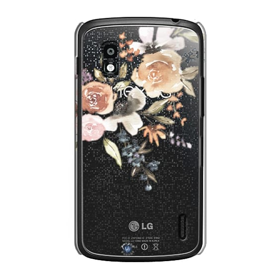 Nexus 4 Cases - Feeling Floral Case by Wonder Forest
