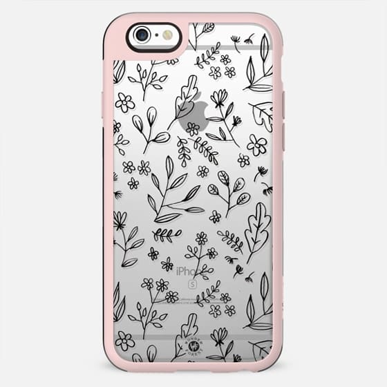 Spring Sketches Case by Wonder Forest - New Standard Case