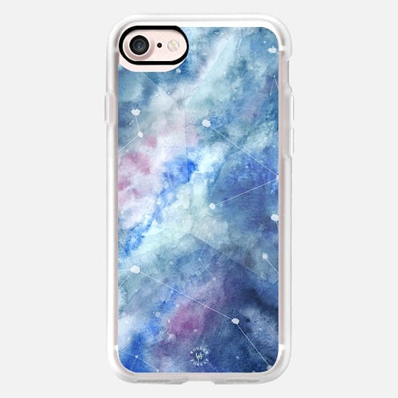 Connecting Stars iPhone Case by Wonder Forest -