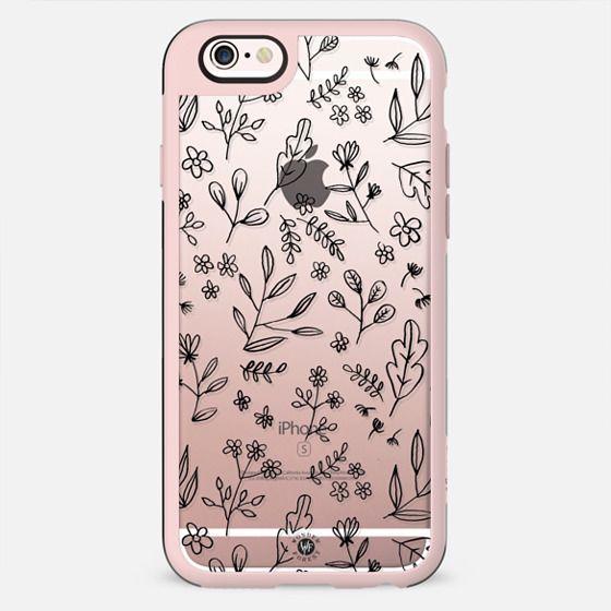 Spring Sketches Case by Wonder Forest