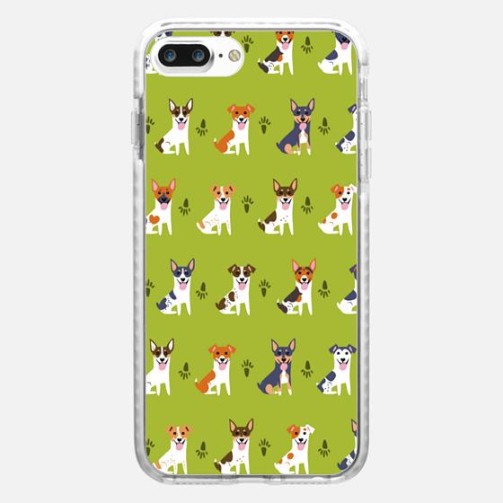 Casetify iPhone 7 Plus/7/6 Plus/6/5/5s/5c Case - Rat Terr...