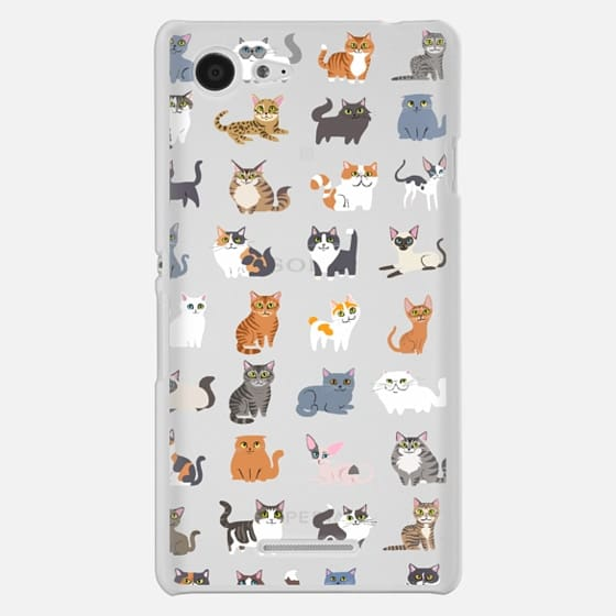 All Cats (clear)