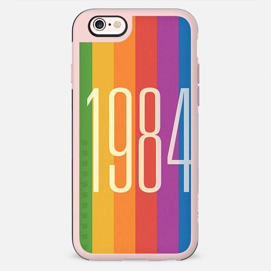 1984 (Vertical) - New Standard Case