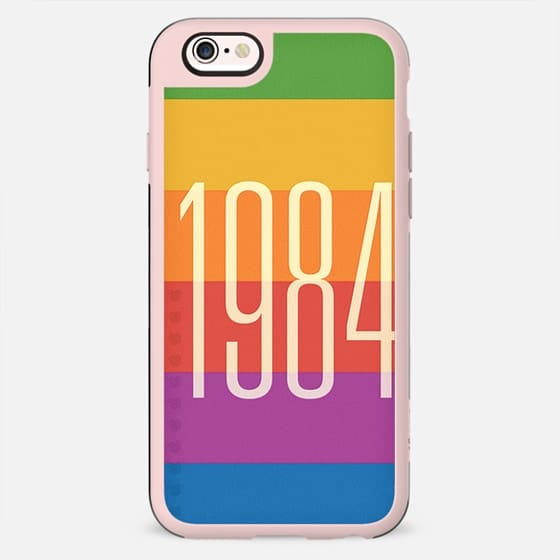 1984 (Horizontal) - New Standard Case