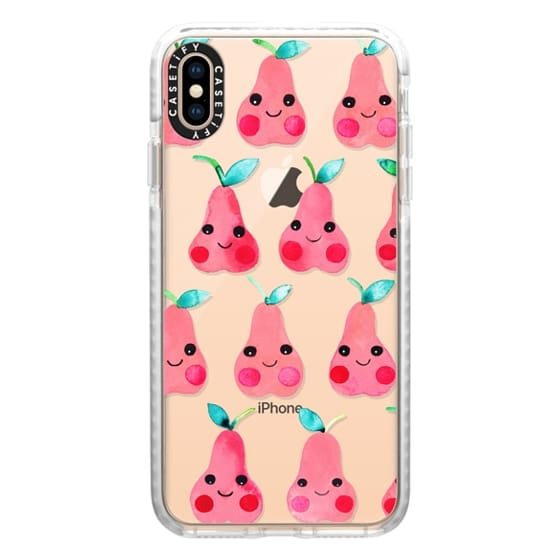 iPhone XS Max Cases - Pink pears