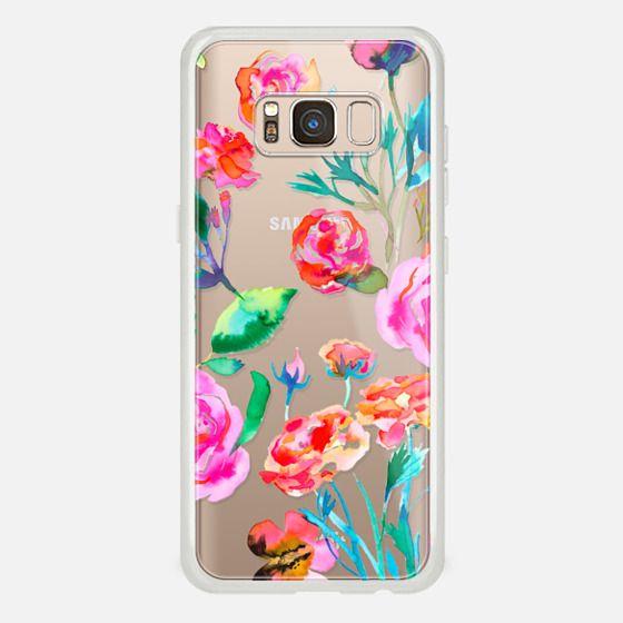 Flowers bouquet - Classic Snap Case