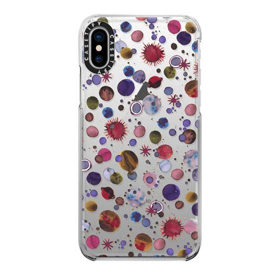 iPhone X Cases - constellations
