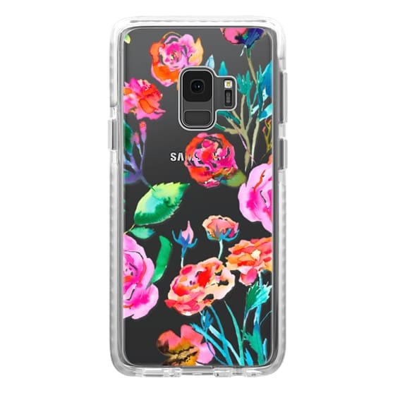 Samsung Galaxy S9 Cases - Flowers bouquet