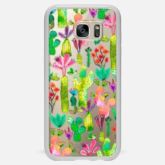 Cacti garden - Classic Snap Case