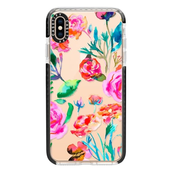 iPhone XS Max Cases - Roses bouquet