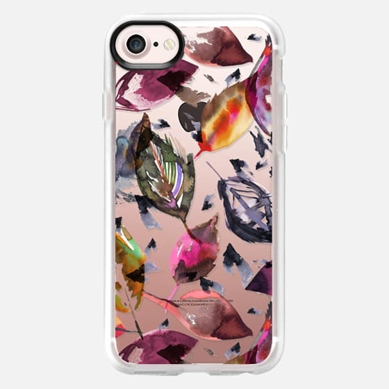 Colorful autumn leaves - Snap Case
