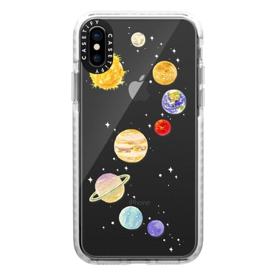iPhone XS Cases - Solar System2