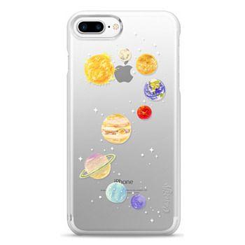 Snap iPhone 7 Plus Case - Solar System