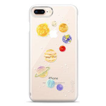 Snap iPhone 8 Plus Case - Solar System