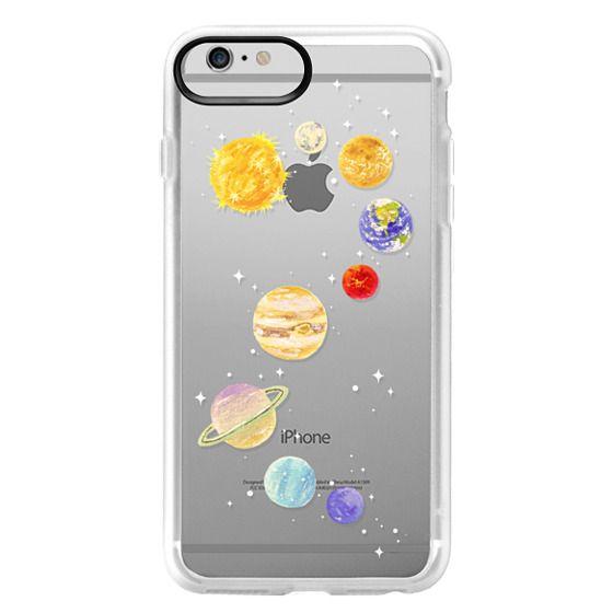 iPhone 6 Plus Cases - Solar System