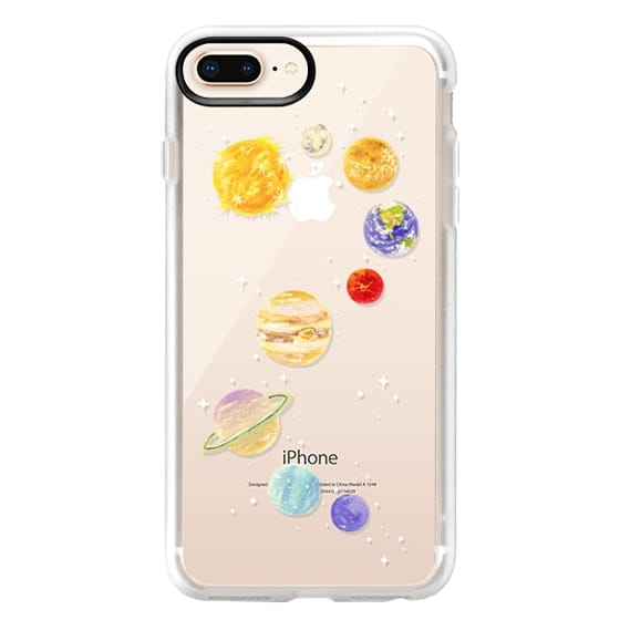 iPhone 8 Plus Cases - Solar System