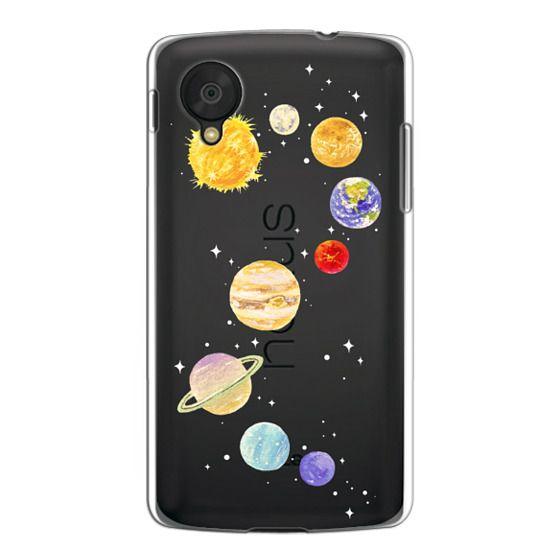 Nexus 5 Cases - Solar System