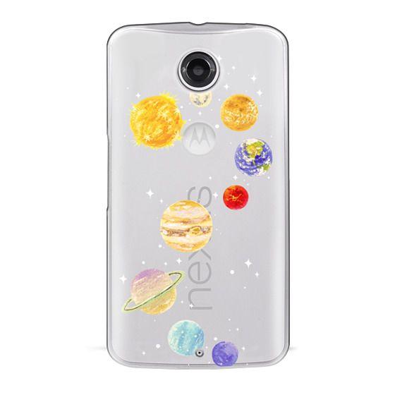 Nexus 6 Cases - Solar System