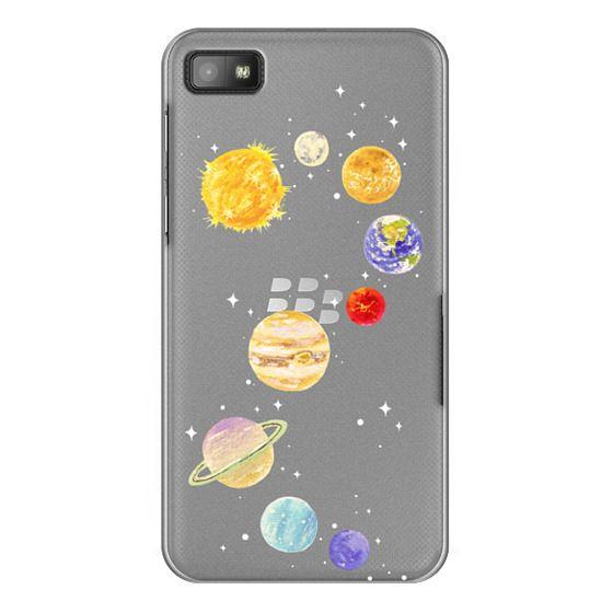 Blackberry Z10 Cases - Solar System