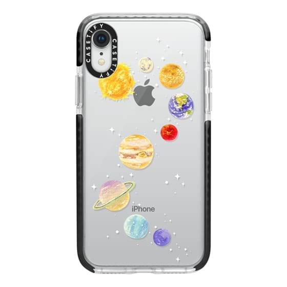 iPhone XR Cases - Solar System