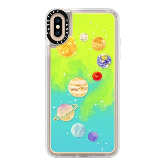 iPhone XS Max Cases - Solar System