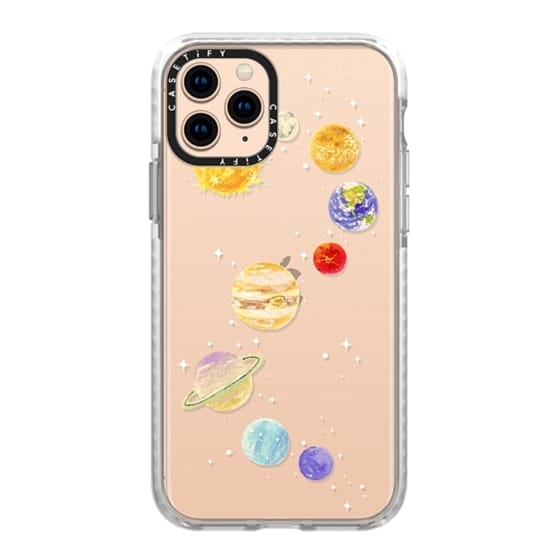 iPhone 11 Pro Cases - Solar System