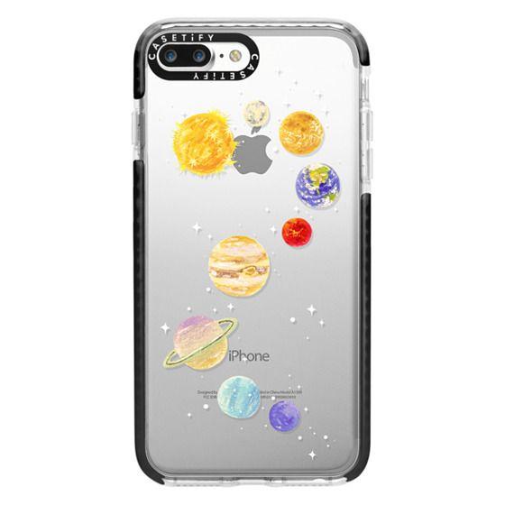 iPhone 7 Plus Cases - Solar System