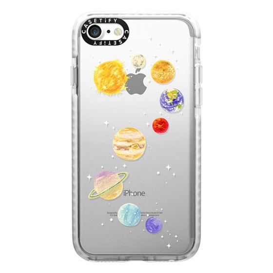 iPhone 7 Cases - Solar System