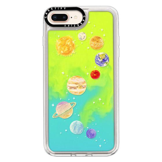 iPhone 8 Plus Cases - Solar System