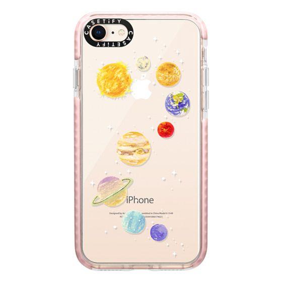 iPhone 8 Cases - Solar System