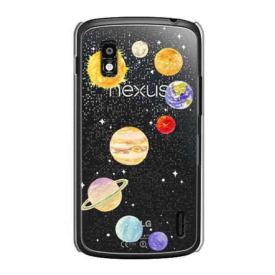 Nexus 4 Cases - Solar System