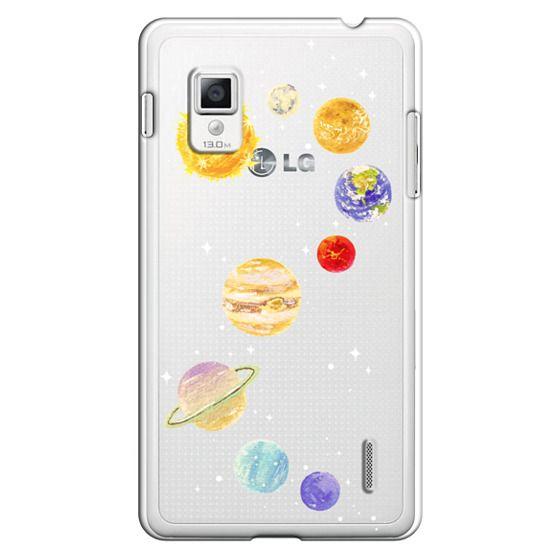 Optimus G Cases - Solar System