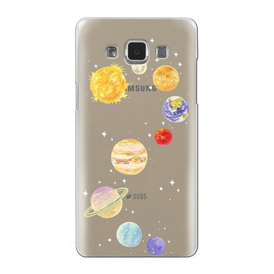Samsung Galaxy A5 Cases - Solar System
