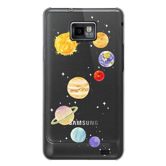 Samsung Galaxy S2 Cases - Solar System