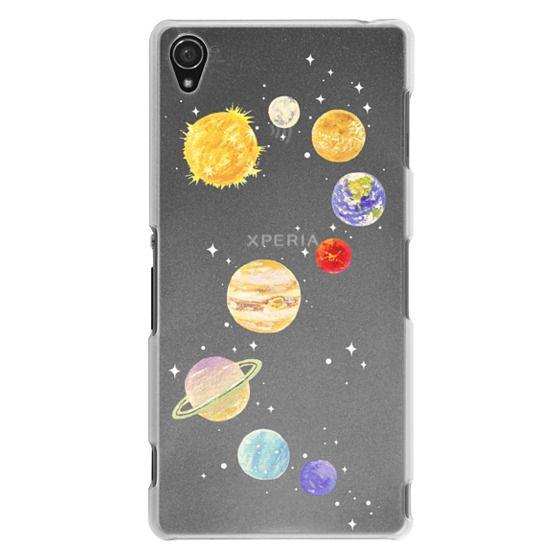 Sony Z3 Cases - Solar System