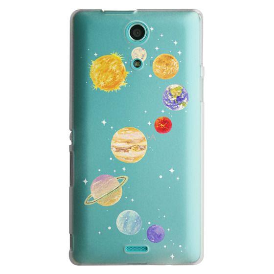 Sony Zr Cases - Solar System