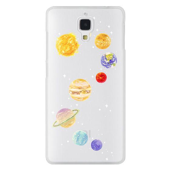 Xiaomi 4 Cases - Solar System