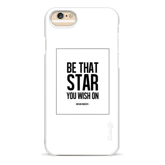 iPhone 6 Cases - Be that STAR you wish on. B+W.