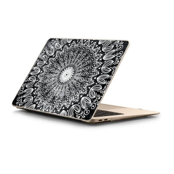MacBook Air Retina 13 Sleeves - ORGANIC BOHO MANDALA