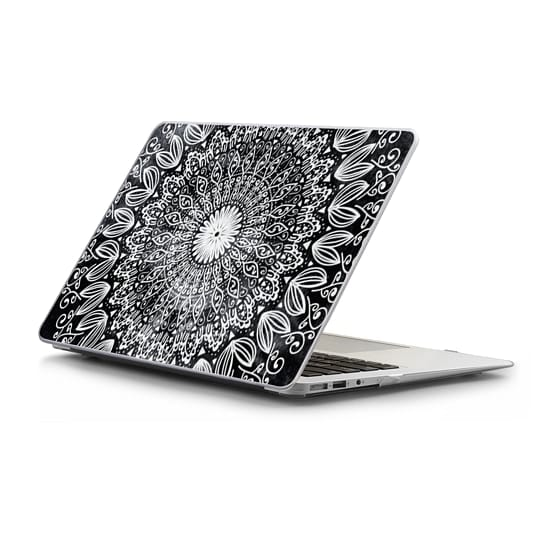 MacBook Air 13 Sleeves - ORGANIC BOHO MANDALA