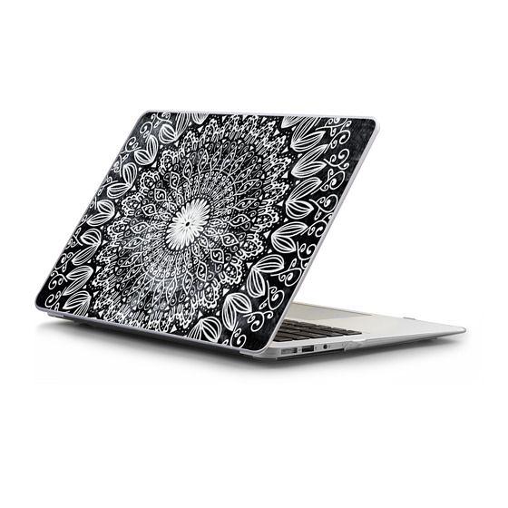 MacBook Air 11 Sleeves - ORGANIC BOHO MANDALA