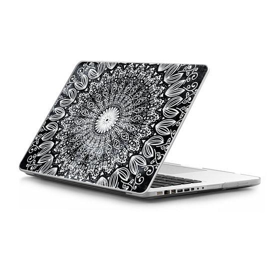 MacBook Pro 13 Sleeves - ORGANIC BOHO MANDALA