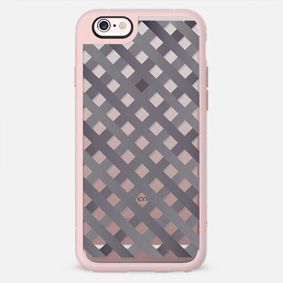 SEIHEI IN GRAY - CRYSTAL CLEAR PHONE CASE -
