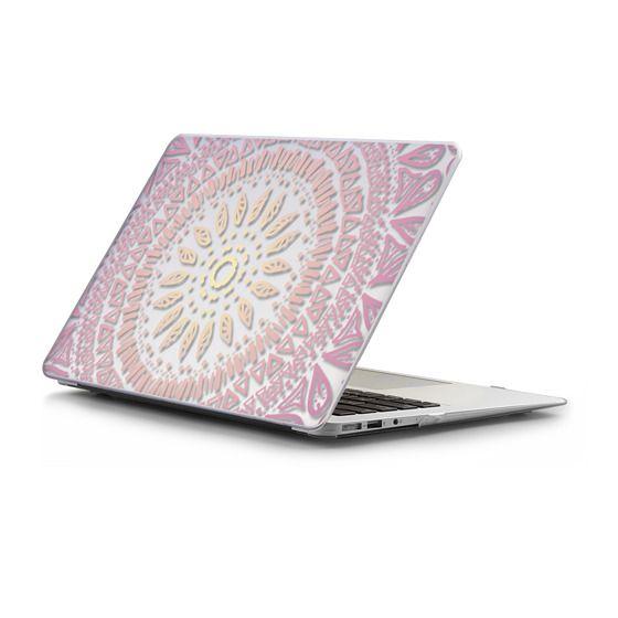 MacBook Air 11 Sleeves - HAPPY BOHO MANDALA- MACBOOK SLEEVE
