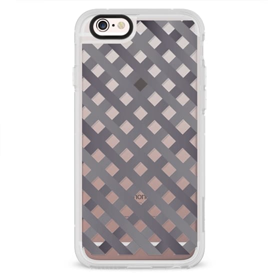 iPhone 6s Cases - SEIHEI IN GRAY - CRYSTAL CLEAR PHONE CASE