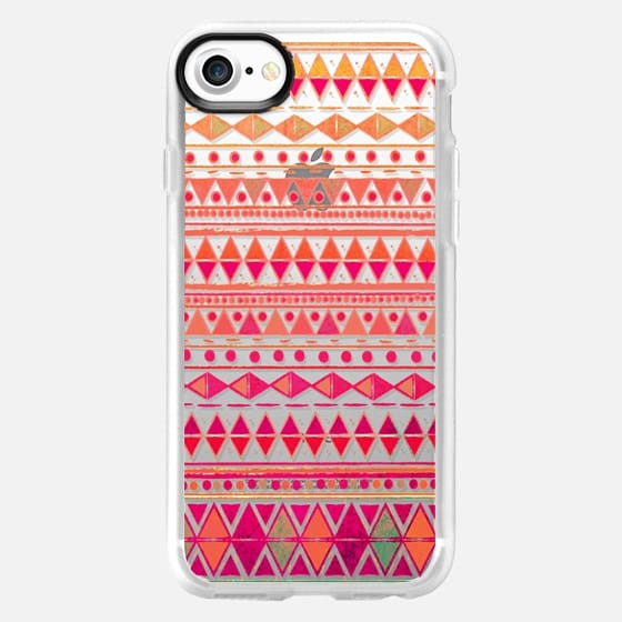 Summer Breeze - Phone Crystal Clear Case - Classic Grip Case