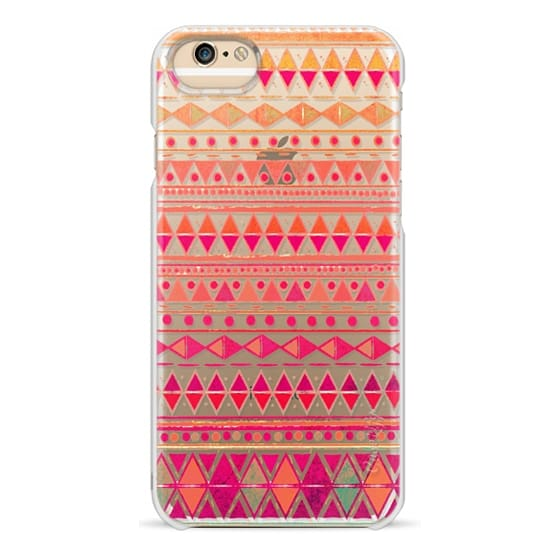 iPhone 6 Cases - Summer Breeze - Phone Crystal Clear Case