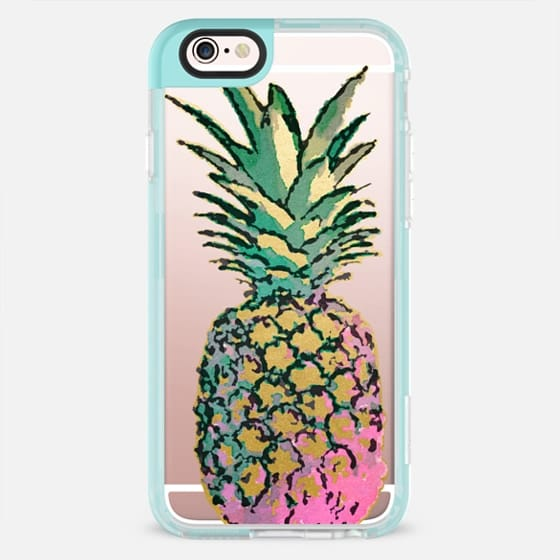 GOLDIE PINEAPPLE - New Standard Pastel Case
